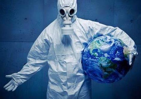 Угрозы миру неоэпидемиями