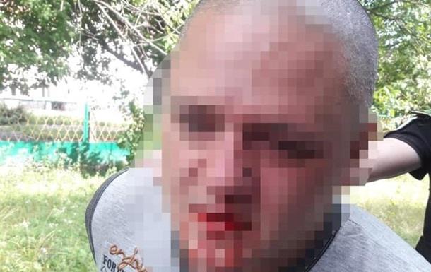 Під Києвом екс-військовий погрожував підірвати гранату на площі