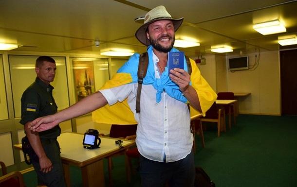 Украинец совершил кругосветное путешествие по мировым канонам