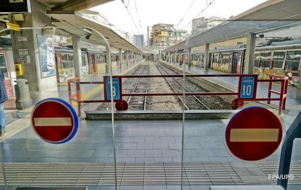 В Италии бастуют работники общественного транспорта