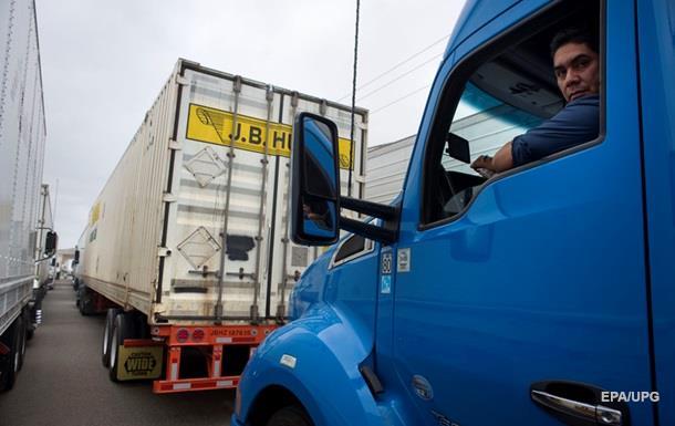 В Украине отменили ограничение для пребывания перевозчиков из Молдовы