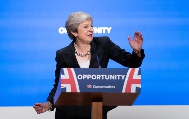 Парламент Британії провів Терезу Мей оплесками
