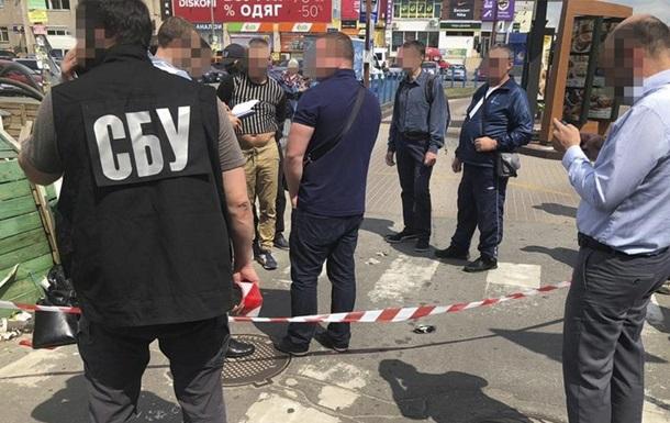 СБУ поймала на взятке главного госинспектора таможни Борисполя