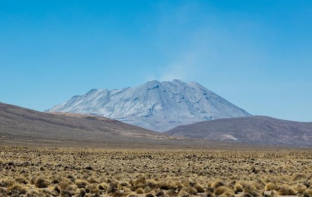 У Перу прокинувся вулкан: оголошена евакуація населення