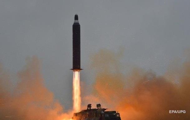 Южная Корея уточнила данные о запуске ракет КНДР