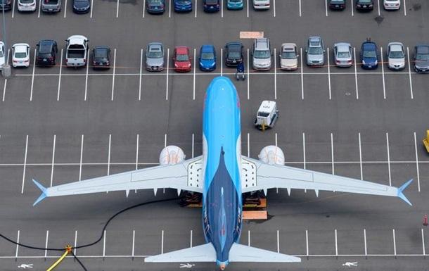 Boeing заявив про рекордні збитки після катастроф літаків 737 MAX