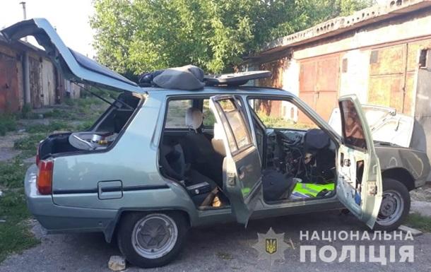 В Запорожье задержали автоворов, угонявших Жигули и Славуты
