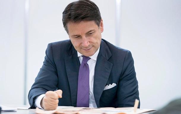 После разговора Зеленского с Конте Италия не упомянула Маркива
