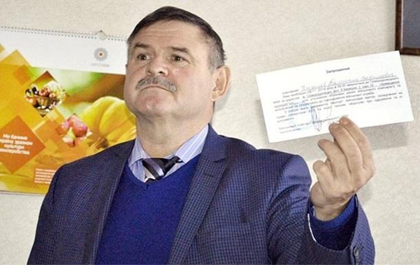 Мэр Северодонецка выплатит 3,4 тысяч штрафа за премии себе на 180 тысяч