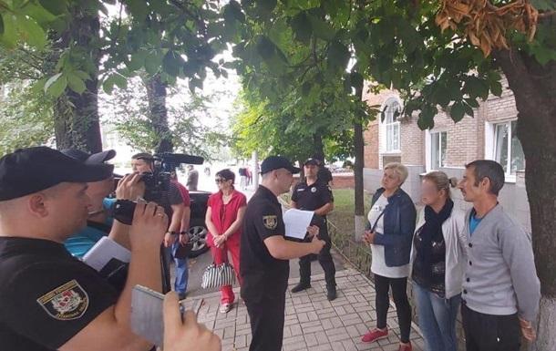 В Северодонецке распылили газ в лицо кандидату в нардепы