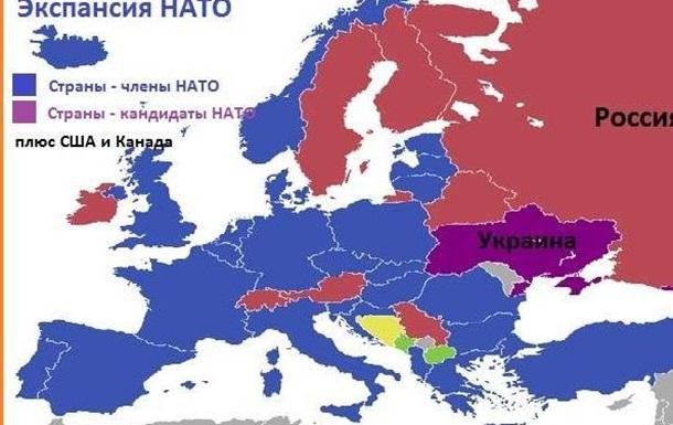 Неявное превосходство НАТО в Европе