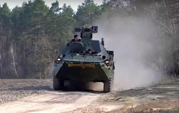 Украина начала поставки командно-штабных БТР в Таиланд