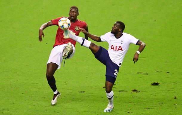 Манчестер Юнайтед обыграл Тоттенхэм в матче Международного кубка чемпионов