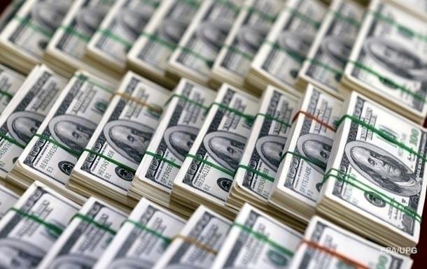 Держборг України зріс за місяць на $2 мільярди