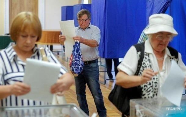 Выборы в Раду: голосование признано недействительным на двух участках
