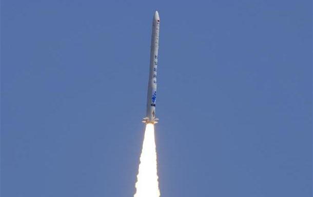 В Китае впервые запустили частную ракету в космос