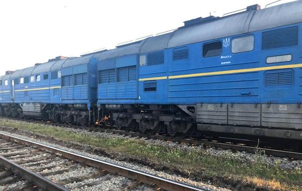 Работники железной дороги украли топлива на миллион