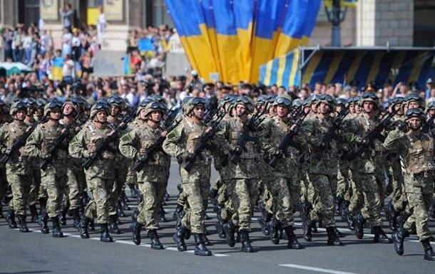 Місяць до найпатріотичнішого українського свята: Президент проти параду
