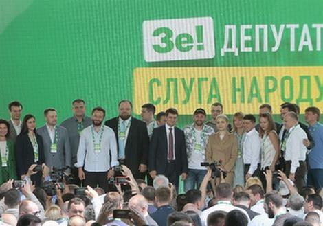 Налетай, позеленело! Кто они, победители и проигравшие выборов в Верховную Раду