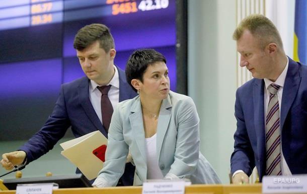 ЦВК знайшла порушення у фінзвітах чотирьох партій