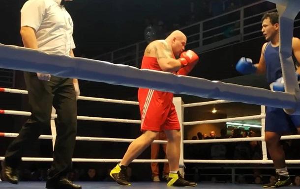 Украинец Шевадзуцкий нокаутировал соперника в первом раунде