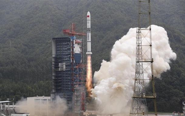 Китай запустил группу спутников для зондирования Земли