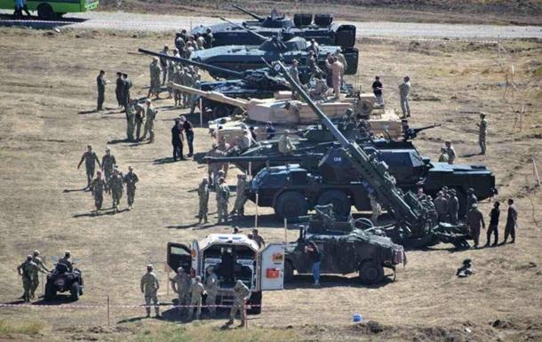 В Грузии пройдут учения НАТО с участием Украины