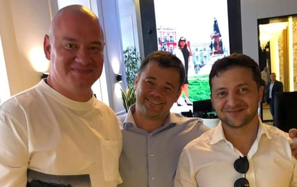 Богдан взорвал сеть фото с  новым премьером