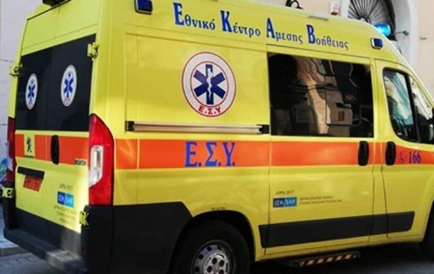 В греческих Салониках подрались две группы мигрантов