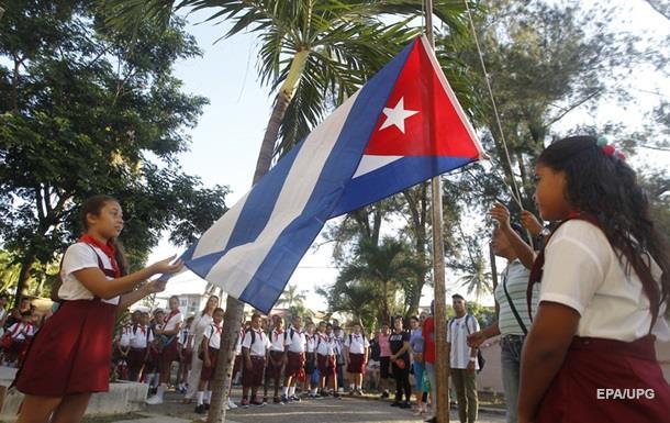 У США анонсували нові санкції проти Куби