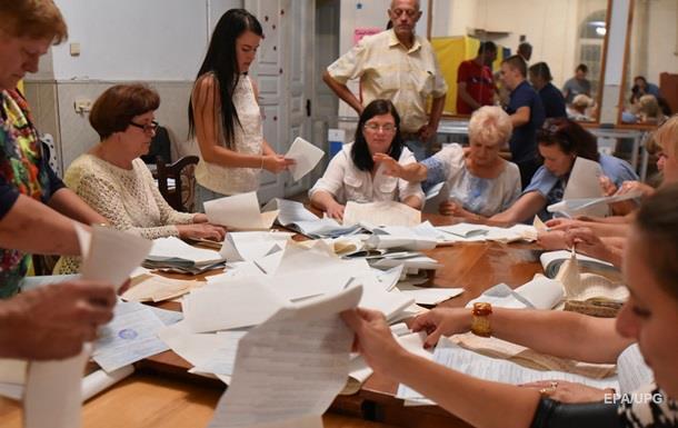 На окрузі Балоги скасували перерахунок голосів