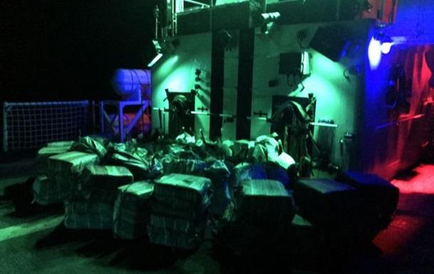 В США изъяли 13 тонн кокаина