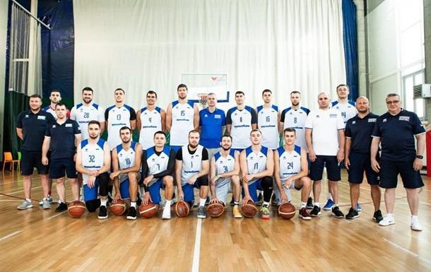 Збірна України з баскетболу виграла перший матч під керівництвом нового тренера