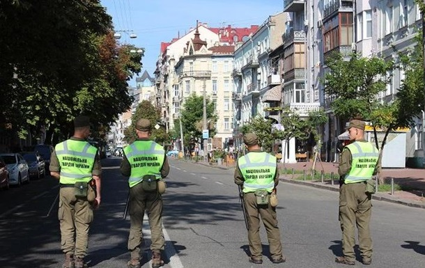 Київ посилено охороняють через хресну ходу ПЦУ