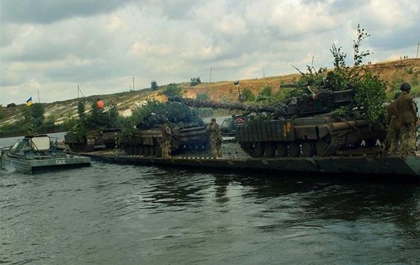 На Донбасі ОС провели масштабні навчання