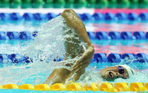 Романчук став віце-чемпіоном світу в плаванні на 1500 м