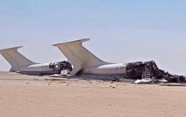 В Ливии уничтожены два украинских самолета - СМИ
