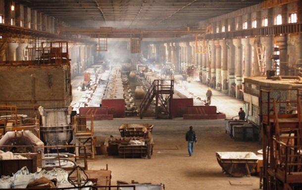 На заводе в Запорожье произошла утечка химвещества