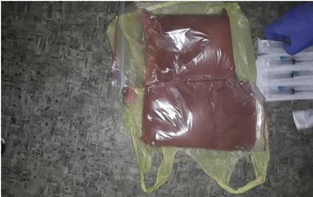 На Донбассе изъяли 150 кг наркотиков