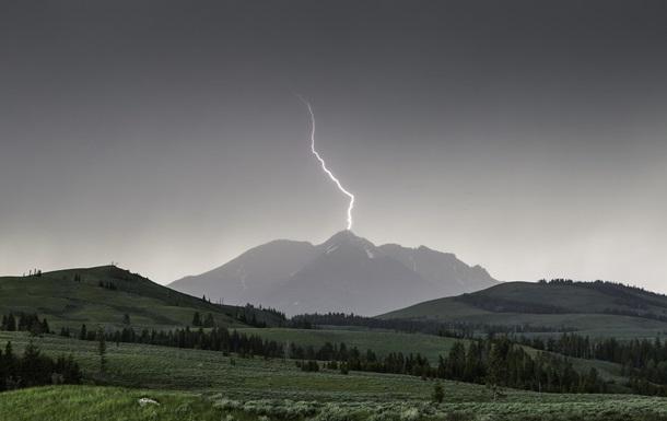 Молния убила женщину во время забега в Альпах