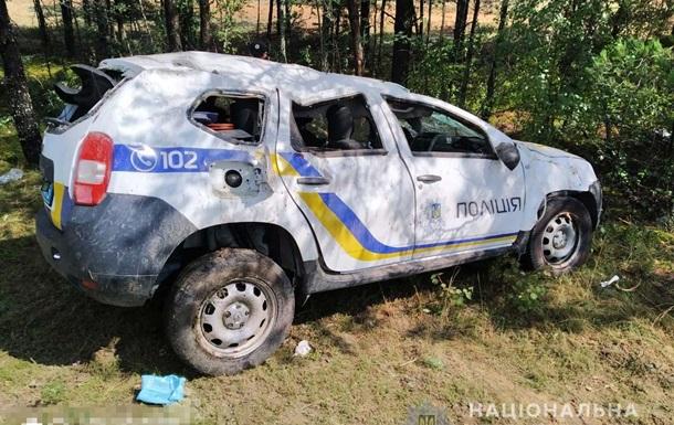 Нацполиция будет судиться из-за ямы на дороге в Ровенской области