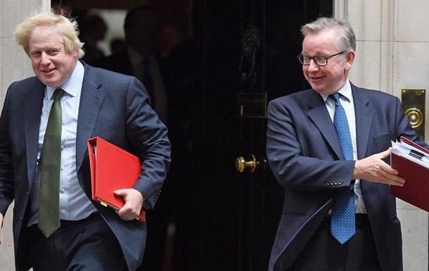 Британський уряд готується до Brexit без угоди