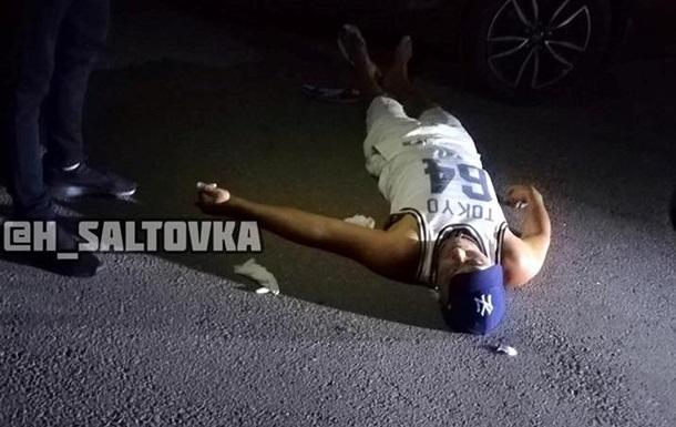 В Харькове ночью на улице произошла стрельба, есть жертва
