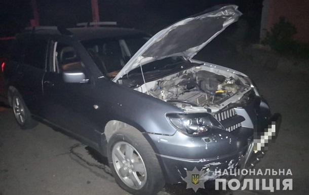 В Никополе под авто бросили гранату, есть раненые