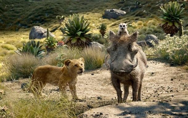 Показан единственный реально снятый кадр Короля Льва