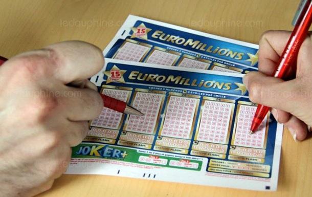 Француз відсудив 163 млн євро за втраченим лотерейним квитком