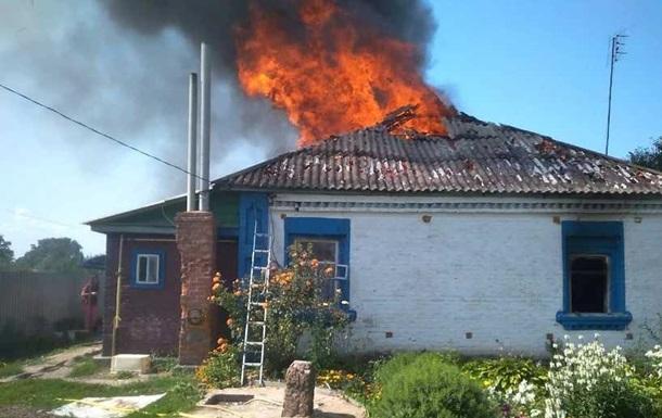Двое маленьких детей погибли при пожаре в Киевской области