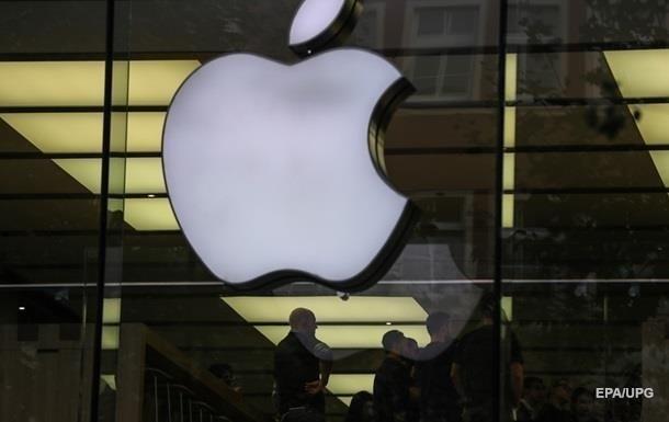 На Украинской бирже начались торги акциями Apple