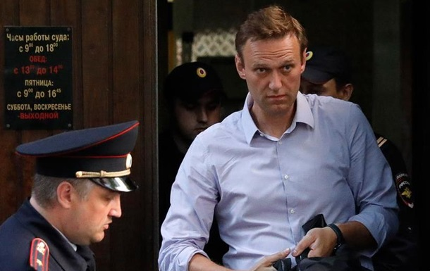 Навального повернули з лікарні в ув язнення