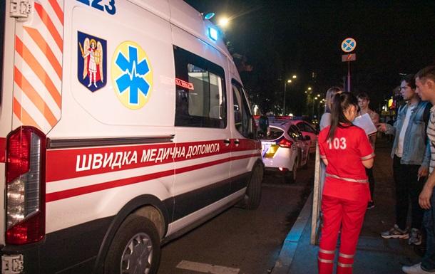 В Киеве произошла стрельба, ранена девушка